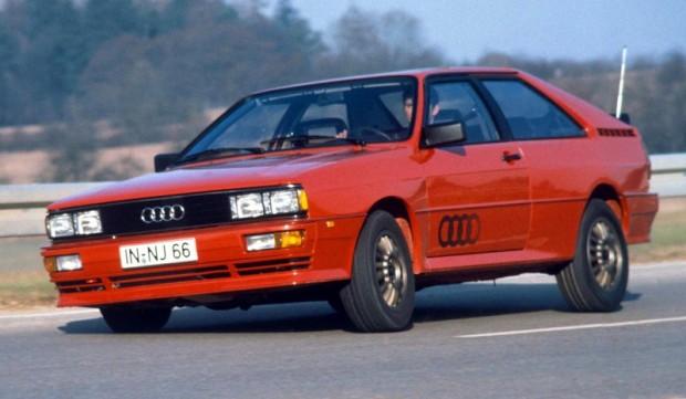 """""""Audi Quattro (1980-1991)"""