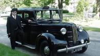 """Slavenā Londonas taksometra gaitu sākums meklējams 1947.gadā, kad kompānija """"Austin Motors"""" pēc britu citadeles varasvīru pasūtījuma izstrādāja modeli """"Austin FX3""""...."""