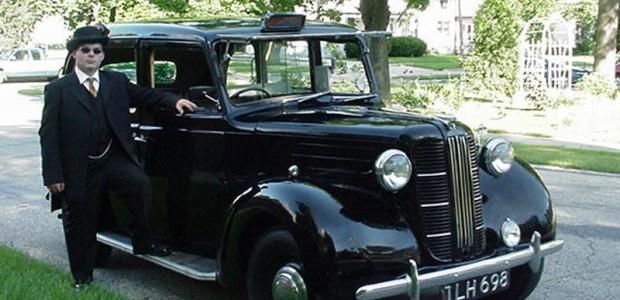 Austin FX3 (1957)
