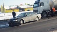 Vakar, 21.februārī Rīgā, Krasta ielā īsā laikā notika divas autoavārijas. Nevienā šķiet cilvēki necieta, nu vismaz nopietnas traumas neguva. Taču...
