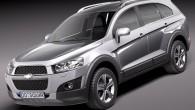 """""""Chevrolet"""" veikuši vēl vienu feisliftu savam krosoveram """"Captiva"""", kam ir kopēja platforma ar """"Opel Antara"""". Pirms pāris gadiem """"Chevrolet"""" jau..."""