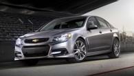 """Kompānija """"Chevrolet"""" atklājusi informāciju par jauno jaudīgo aizmugurējās piedziņas sedanu """"Super Sport"""". Zem tā motora pārsega būs noslēpta 6,2 litru..."""