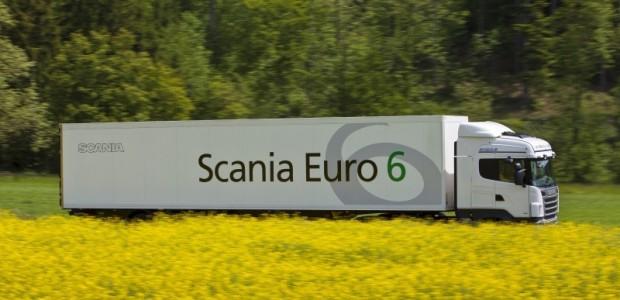 Euro 6 Scania