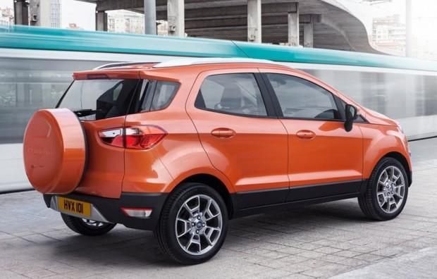 Ford EcoSport EU Version_2014 01