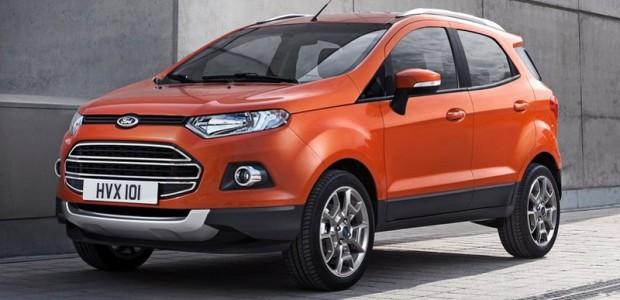 Ford EcoSport EU Version_2014 02
