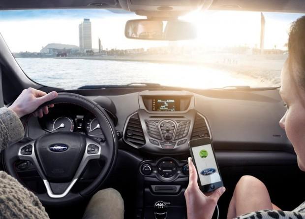 Ford EcoSport EU Version_2014 03