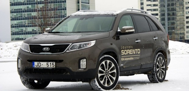 Kia Sorento 2,2 CRDi AT_Latvija 02.2013. 01
