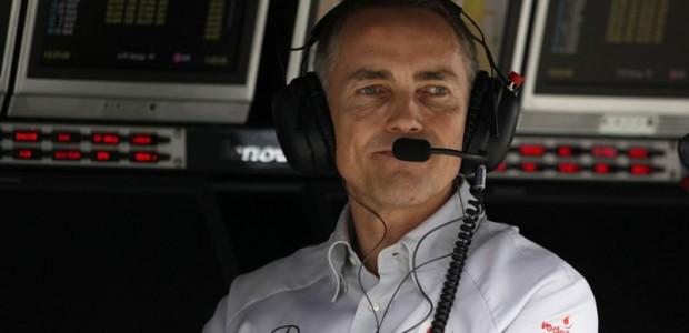 Martin Whitmarsh__McLaren F-1