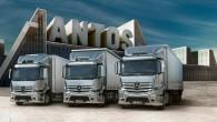 """""""Daimler Mercedes-Benz"""" ģenerālpārstāvis Latvijā """"Domenikss"""" uzsācis jaunā kravas automobiļa """"Antos"""" pārdošanu. """"Mercedes-Benz Antos"""" ir kravas vilcējs, kas paredzēts transporta pārvadāšanai..."""
