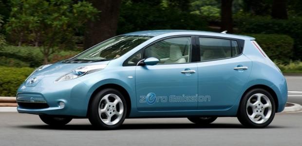 Nissan LEAF_2011