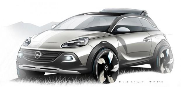 Opel Rocks concept