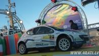 Rally Liepaja Ventspils 1. diena