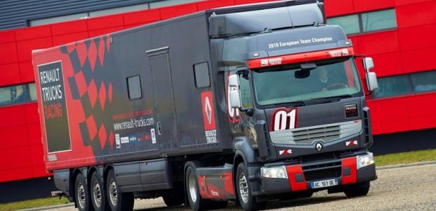 Renault Premium Truck Racing 2013 01