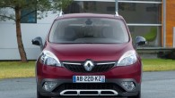 """""""AutoMedia.lv"""" jau vairākkārt vēstījusi par """"Renault"""" gatavošanos laist tirgū populārā kompaktvena """"Scenic"""" modifikāciju """"XMOD"""", kas paredzēta sliktākiem ceļiem kā pamatmodelis..."""