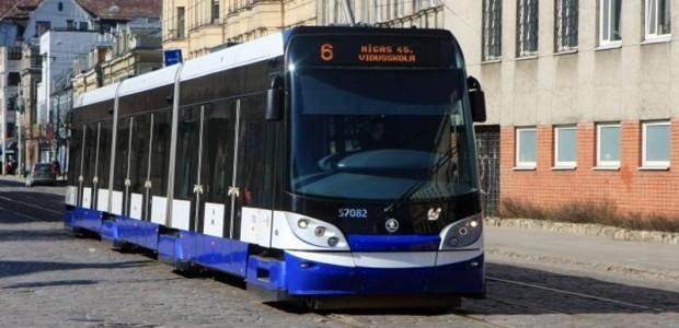 Rigas satiksme_Zemas gridas tramvajs