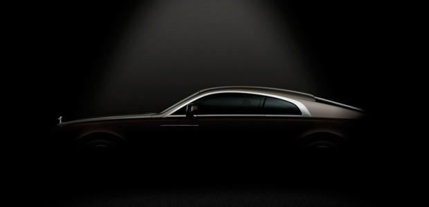 Rolls-Royce Wraith In Profile_LR_22.01.2013.