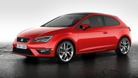 """""""Volkswagen"""" spāņu meitaskompānijas """"SEAT"""" preses centrs publiskojis trīsdurvju hečbeka """"Leon SC"""" pirmos attēlus. Neraugoties uz trīsdurvju versijas ārējo līdzību piecdurvju..."""