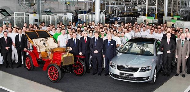 Skoda_15million cars