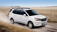 """Kopš 2011.gada februāra par 70% indiešu autokompānijai """"Mahindra"""" piederošais korejiešu ražotājs """"SsangYong"""" vispirms iepriecināja estētus, parādot negaidīti glītas 2004.gada briesmoņa..."""