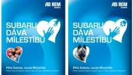 """Februārī, precīzāk 14.datumā, kā zināms daudzviet pasaulē tiek atzīmēta visu mīlētāju jeb Svētā Valentīndiena. """"Subaru"""" oficiālais pārstāvis Latvijā """"AD REM..."""