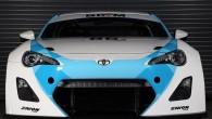 """Uzņēmuma """"GPRM"""" motoru sporta speciālisti no Birmingemas sagatavojuši """"Toyota GT86"""" kupeju atbilstoši FIA GT4 specifikācijai. Automobilis ieguvis speciālu aerodinamisko aprīkojumu..."""