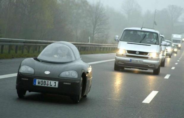 VW 1-Litre Car Concept (2003)