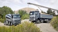 """""""Mercedes-Benz"""" nupat kā prezentējis jaunu kravas automobiļu saimi – """"Arocs"""" Automobiļi """"Mercedes-Benz Arocs"""" ir paredzēti ekspluatācijai smagos apstākļos, tostarp lai..."""