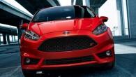 """Jaunajam """"Ford Fiesta ST"""" modelim ir par 20% lielāka jauda nekā priekšgājējai, taču tanī pat laikā tas spēj būs ekonomiskāks..."""