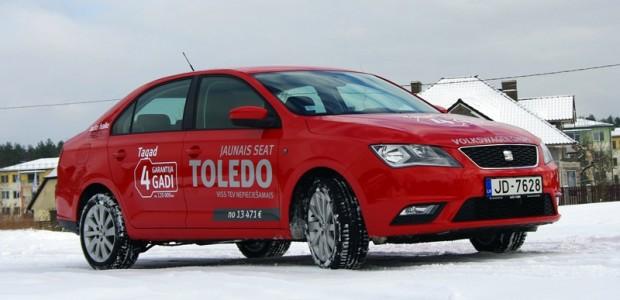 12 - Seat Toledo 2013