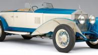 """Minhenē, bavārijas kompānijas muzejā atvērta """"Rolls-Royce"""" un """"BMW"""" sadarbības desmitgadei un vienlaikus sera Fredrika Henrija Roisa 150. jubilejai veltīta izstāde...."""