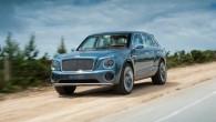 """Kā apstiprinājis """"Bentley"""" vadītājs Volfgangs Šraibers, kompānijā topošais pirmais luksusa krosovers iegūs marķējumu """"Designed in Crewe, England"""", nevis kā citi..."""