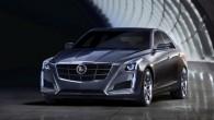 """Kā liecina Ņujorkas autoizstādes pasākumu programma, rīt paredzēta """"Cadillac CTS"""" oficiālā pirmizrāde, bet šodien ražotājs izplatījis jaunā modeļa pirmos attēlus...."""