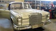 """Latvijas """"Mercedes-Benz"""" klubs apsver iespēju piešķirt vienai no Baltijā profesionālākajām auto restaurācijas darbnīcām """"Riga Master Workshop"""" (RMW) prestižo sadarbības partnera..."""