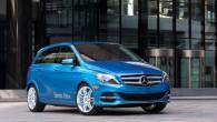 """Viens no galvenajiem """"Mercedes-Benz"""" jaunumiem pašlaik notiekošajā Ņujorkas auto izstādē ir B klases elektromobilis. """"Mercedes-Benz B-Class Electric Drive"""" spēka agregāts..."""