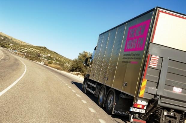 New Volvo FM_2013