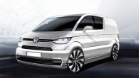 """Ženēvā """"Volkswagen AG"""" komercauto atzarsprezentēs jaunas koncepcijas automobili preču pārvadāšanai – """"e-Co-Motion"""". Tas iemieso sevī pretrunīgas iezīmes – kompakts un..."""