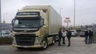 """Jaunais """"Volvo FM"""" Eiropā oficiāli tiks prezentēts 19.martā un šīs sērijas kravas mašīnas būs pirmās, kas aprīkotas ar """"Volvo"""" jaunievedumu..."""