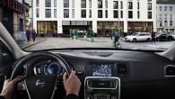 """Modernās automātiskās bremzēšanas sistēmas spēj pamanīt automašīnas ceļā ne tikai nekustīgus šķēršļus, bet arī gājējus. Taču """"Volvo"""" ir spēris vēl..."""