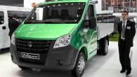 """Kā ziņo aģentūra """"Avtostat"""", Krievijas autoražotājs """"GAZ"""" vieglā kravinieka """"Gazeļ"""" jaunās paaudzes modeli grib pārdot arī Eiropas tirgū. Vakar kompānijas..."""