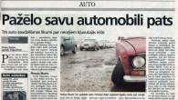 Autoceļu un ielu kvalitātes problēma, lai arī pēdējos gados samilzusi kā vēl nekad, Latvijai nav nekas jauns. Uzņēmumi un privātpersonas...