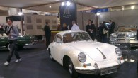 """Esenes (Vācija) vēsturisko spēkratu autošovā """"Techno classica Essen"""" Latvijas auto restaurēšanas uzņēmums """"Riga Master Workshop"""" (RMW) ir uzņemts par biedru..."""