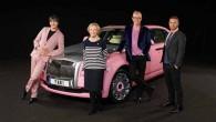 """""""Rolls-Royce Motor Cars"""" ir piešķīris speciāli izveidotu limuzīna """"Rolls-Royce Ghost Extended Wheelbase"""" versiju FAB1, lai atbalstītu labdarības organizācijas """"Breast Cancer..."""