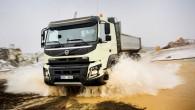 """""""AutoMedia.lv"""" jau irepriekš vēstīja, ka 15.aprīlī Minhenē, celtniecības izstādē """"BAUMA"""" tiks prezentēts jaunais """"Volvo FMX"""". Nu tas ir noticis –..."""