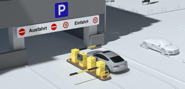 Audi Connect_Pilot project