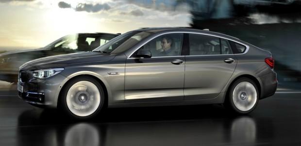 BMW 5.Series 2013 GT