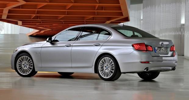 BMW 5.Series 2013 Sedan