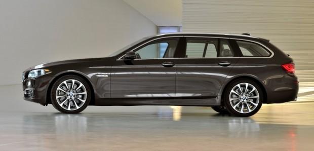 BMW 5.Series 2013 Touring