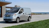 """Jau pēc dažiem mēnešiem ASV un Kanādā tirdzniecībā nonāks furgons """"Chevrolet City Express"""". Kompānijas """"Nissan"""" un """"Chevrolet"""" ir noslēgušas sadarbības..."""