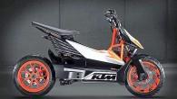 """Austriešu mototehnikas ražotājs """"KTM"""" oficiāli apstiprinājis, ka gatavo sērijveida ražošanai elektriskās piedziņas skūteru. Šā gada martā Tokijas moto izstādē """"KTM""""..."""