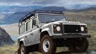 """Jau labu laiku tiek runāts, ka """"Land Rover"""" veco zaldātu """"Defender"""" jālaiž pensijā, nomainot ar modernāku modeli. Kā britu žurnālam..."""